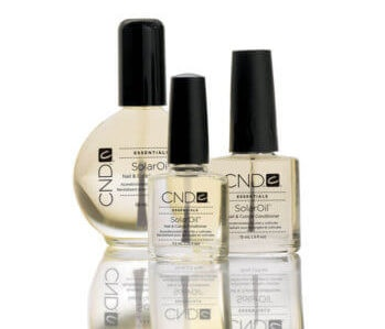 CND Solar Oil Manchester city centre nataya beauty