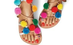 cnd shellac pedicure nataya beauty manchester